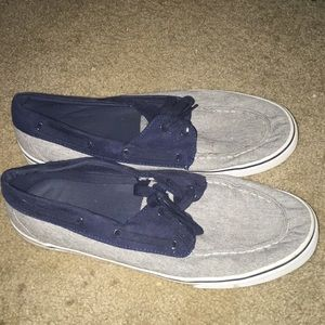 Old Navy slip on!
